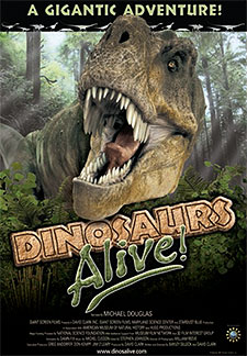 Dinosaurs Alive 3D Movie