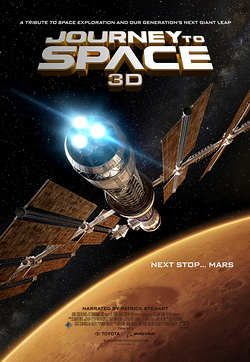 Journey to Space 3D Movie