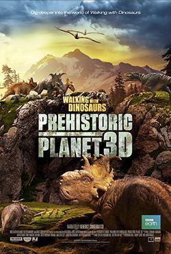 Prehistoric Planet 3D Movie