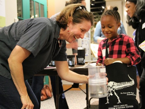 NC Museum of Natural Sciences hosts Educator Open House September 10