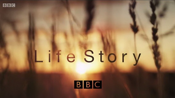 Life Story series - title card