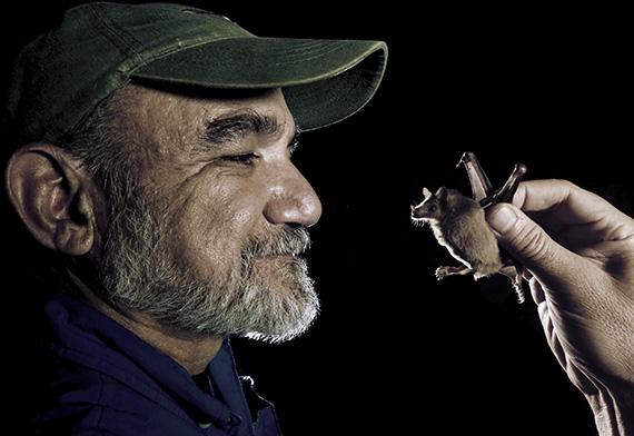 Natural World: The Bat Man of Mexico