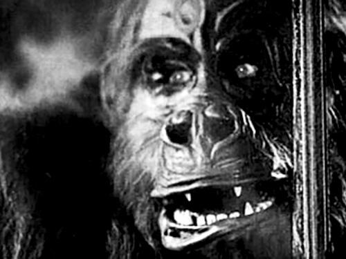 The Ape, 1940, still image of the Ape.