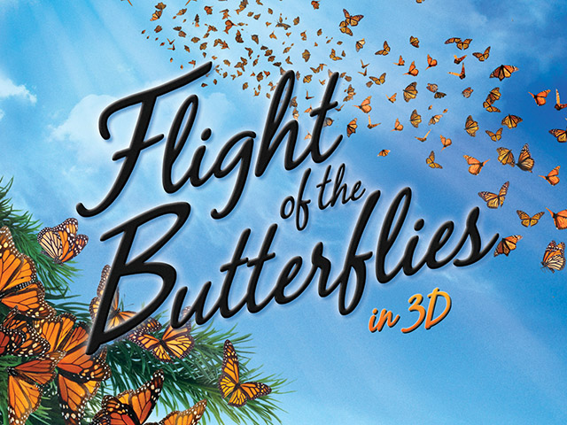 Flight of the Butterflies 3D