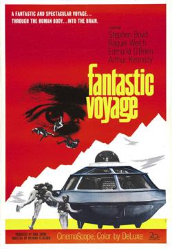 Fantastic Voyage (1966) movie poster