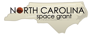 North Carolina Space Grant logo
