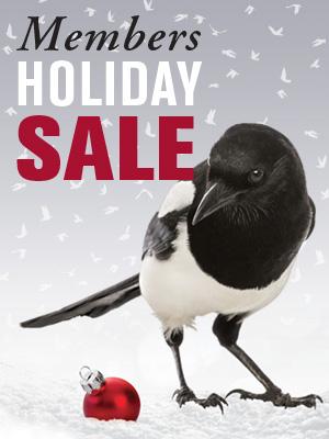 Members Holiday Sale