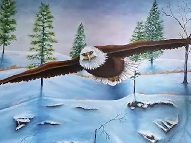 """Freedom"" by Robert Thurston."