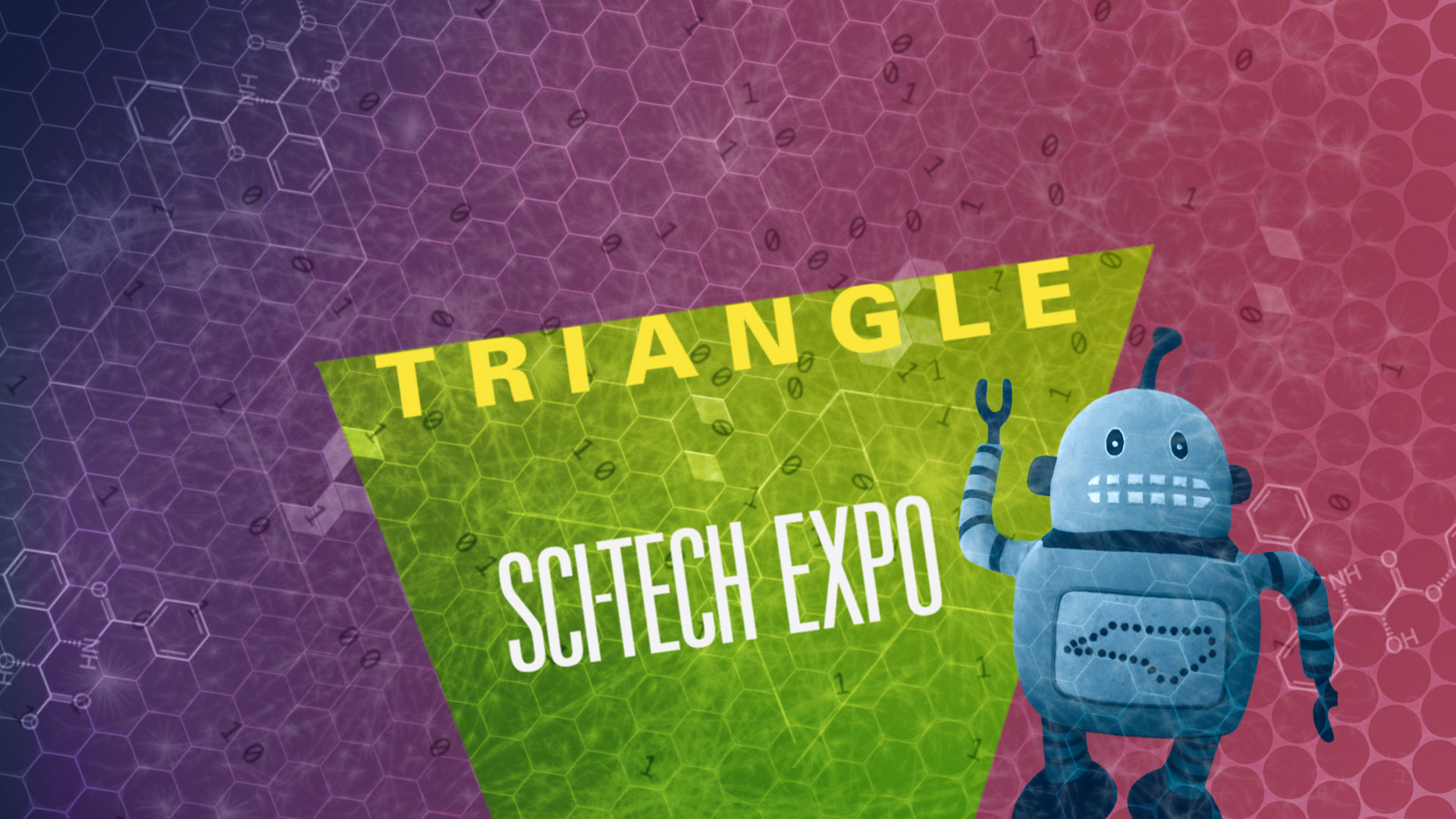 Triangle Sci-Tech Expo April 28