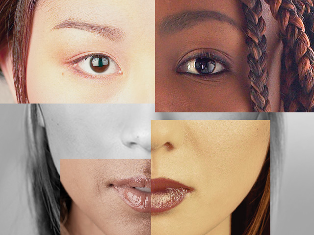 Race: Are We So Different? featured exhibition