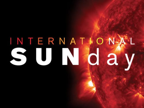 See the Sun in a new light at Museum's International SUNday event, June 24