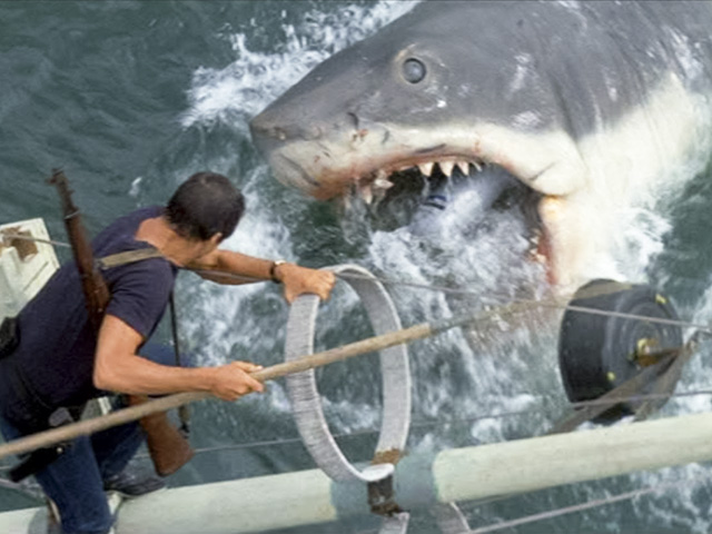 Jaws - screen shot