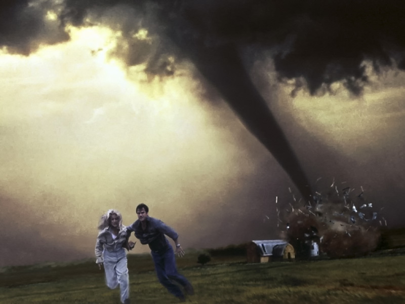 twister movie art
