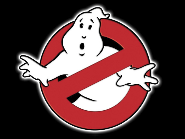 Ghostbusters 1984 logo