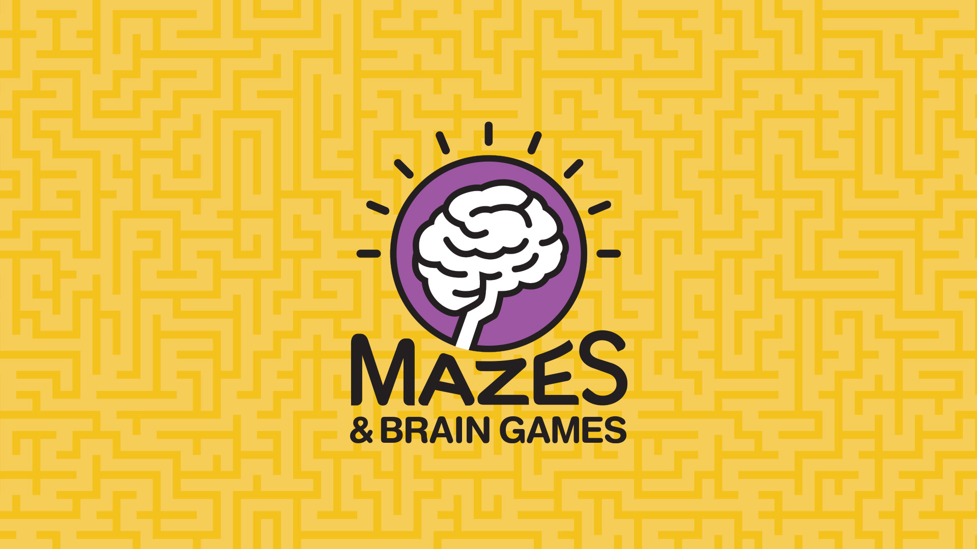 Featured Exhibition: Mazes & Brain Games; Opens January 20
