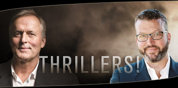 John Grisham and John Hart - Thrillers!