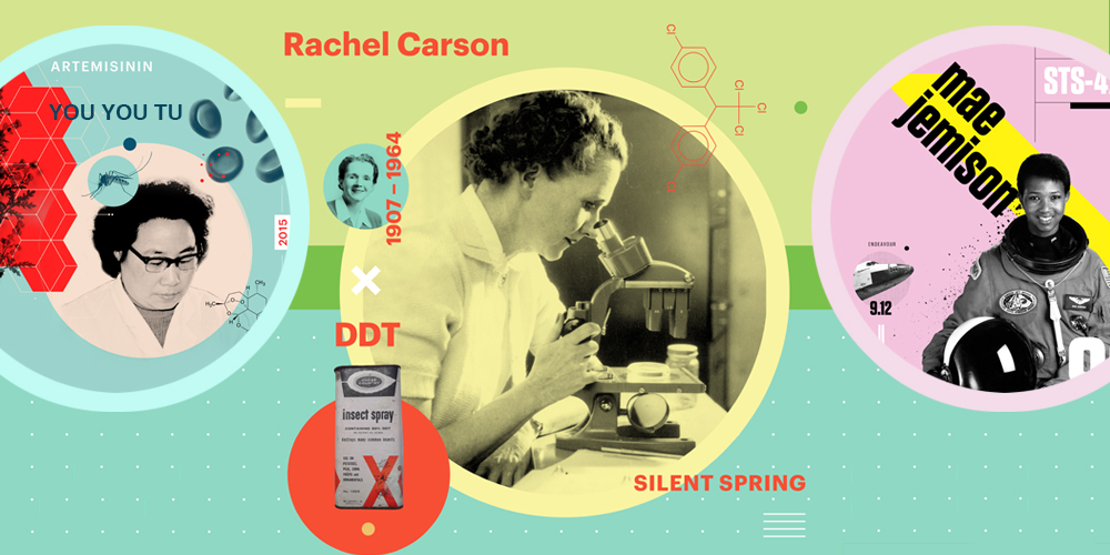 Beyond Curie: A Celebration of Women in Science