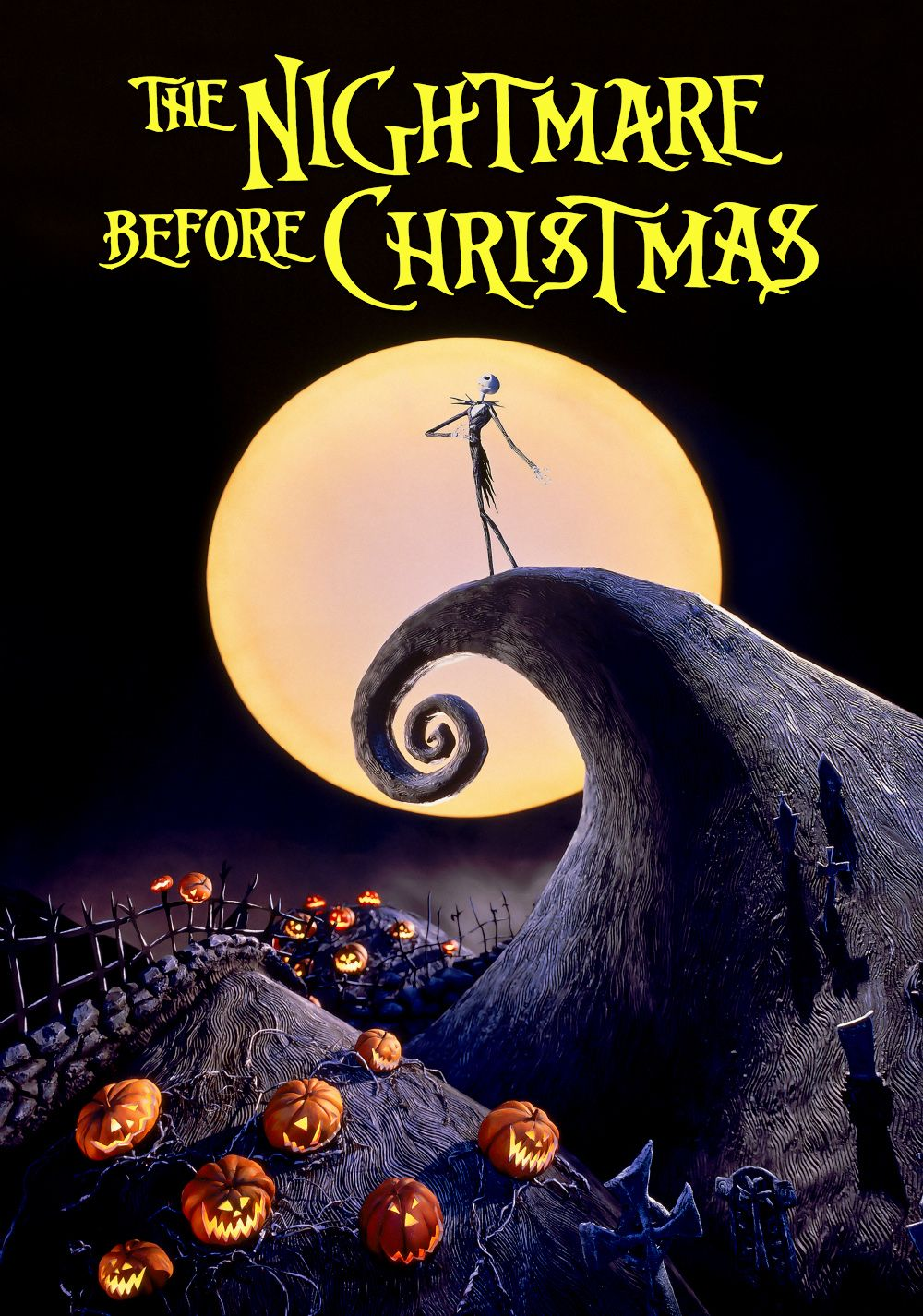 SOLD OUT: Finally Friday: The Nightmare before Christmas Programs ...
