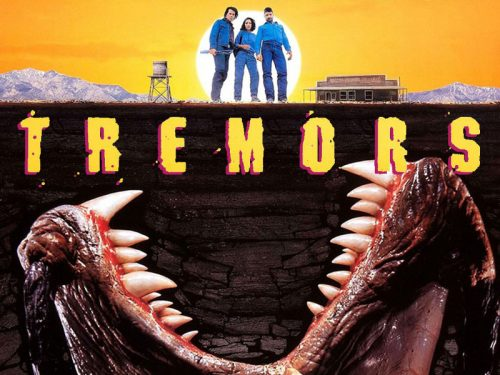 """Tremors"" – the monster movie that broke new ground – shows at Museum April 20"