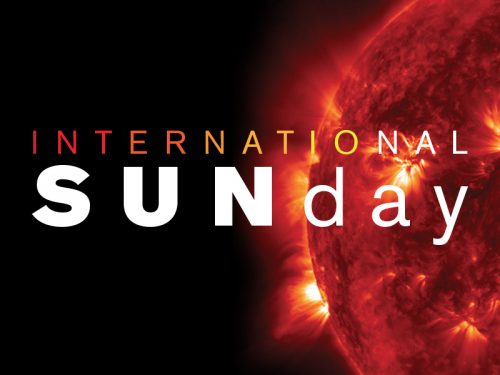 See the Sun in a new light at Museum's International SUNday event, June 23