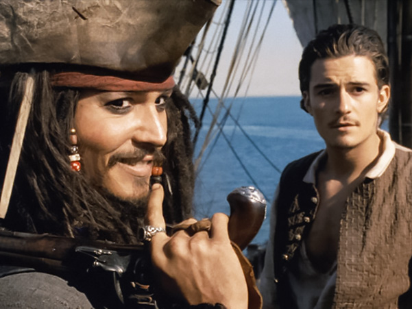 Pirates of the Caribbean: Curse of the Black Pearl (screenshot)