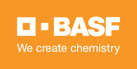 BASF: We create chemistry (logo)