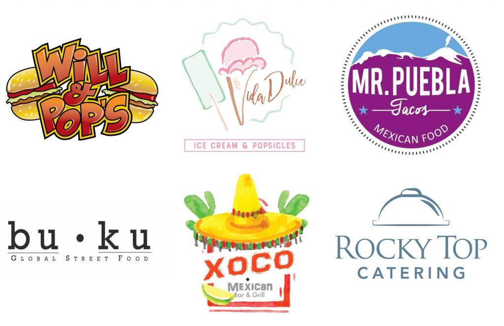 Restaurants´ logos