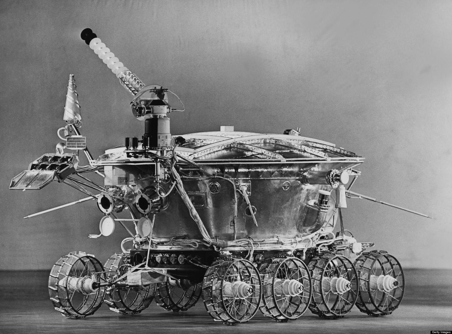 Lunokhod rover