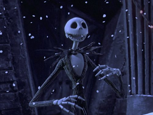 "Children throwing snowballs instead of heads?! It's ""The Nightmare Before Christmas,"" Nov. 30"