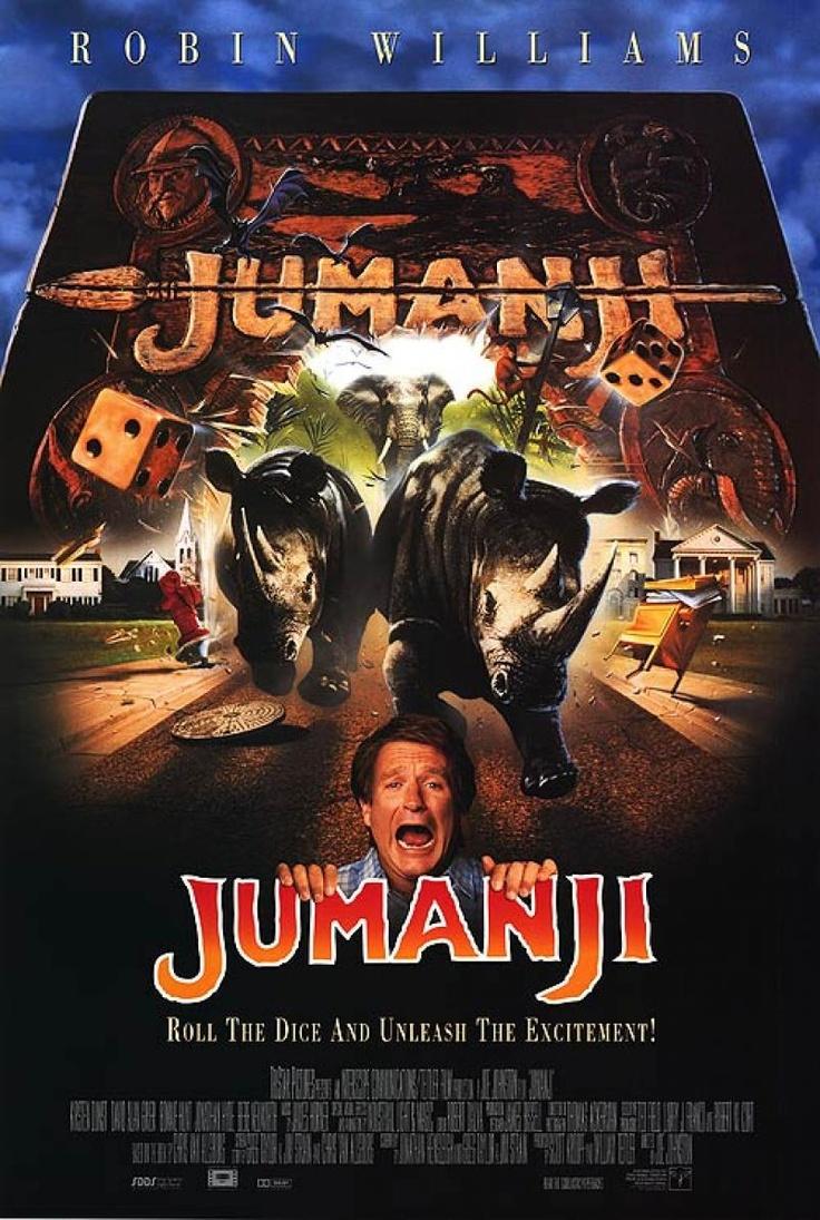 Poster of the movie Jumanji