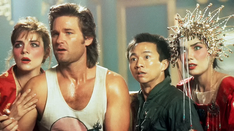 Big Trouble in Little China - screencap