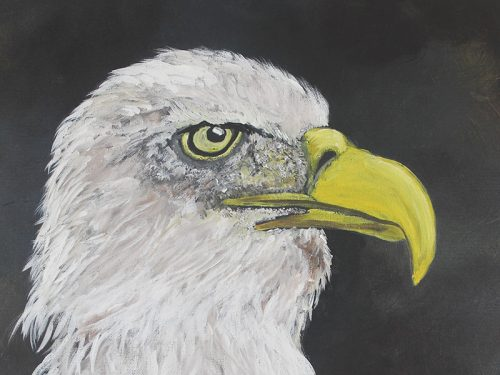 Morrisville artist Subha Raghu featured at Museum's Nature Art Gallery in June and July