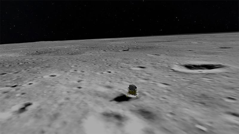 Apollo 11: OpenSpace screenshot