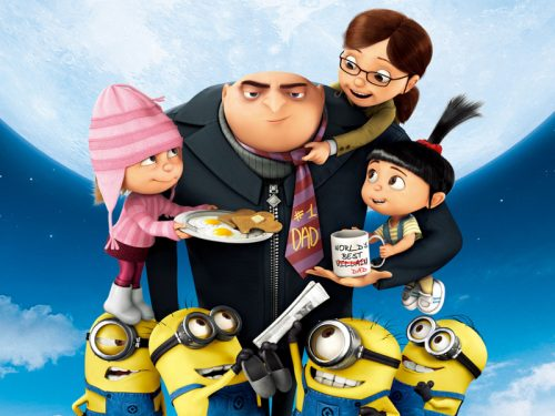 Some call him bad, 'they' call him dad. 'Despicable Me' at the Museum July 26