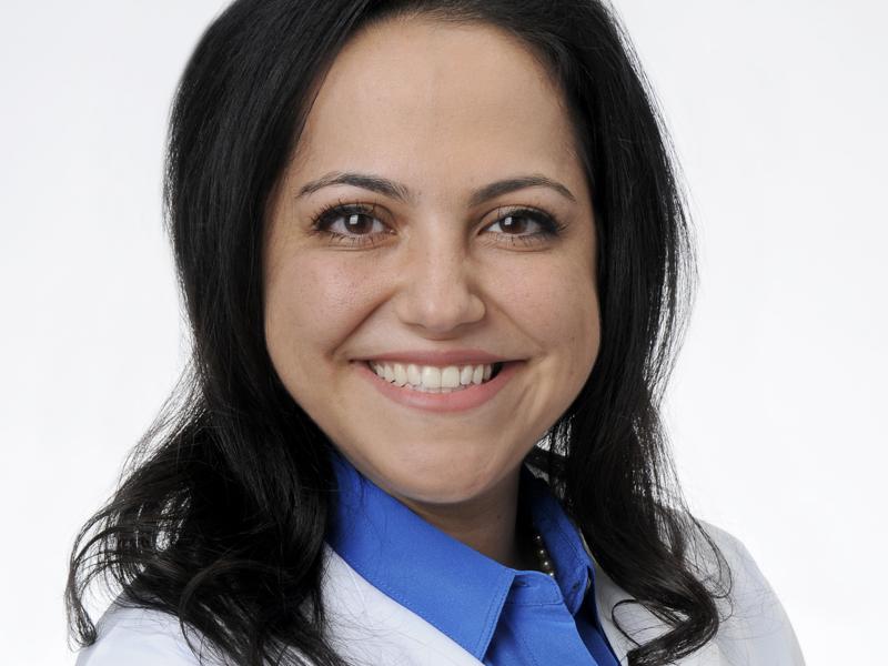 Dr. Arghavan Almony