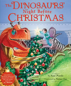 Dinosaurs' Night Before Christmas book cover