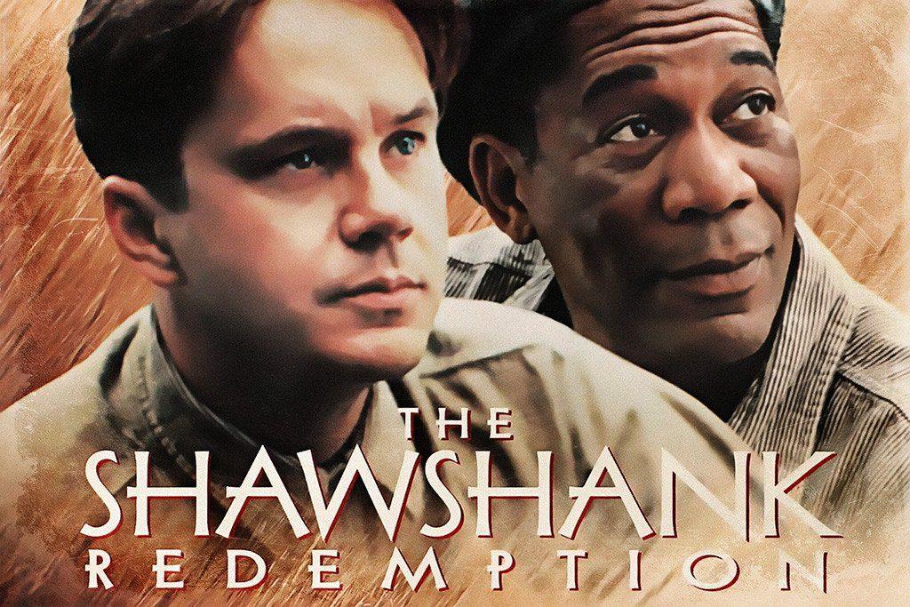 The Sawshank Redemption Poster