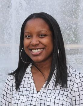 Panelist Kayla Williams