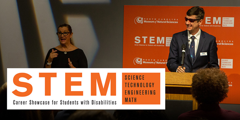 STEM Career Showcase for Students with Disabilities: Science, Technology, Engineering, Math