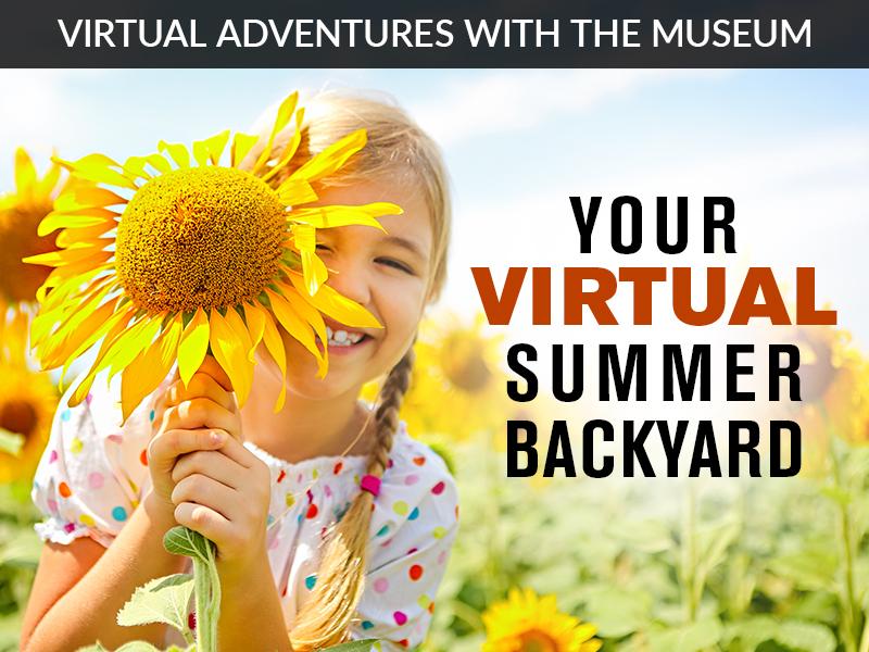Your Virtual Summer Backyard