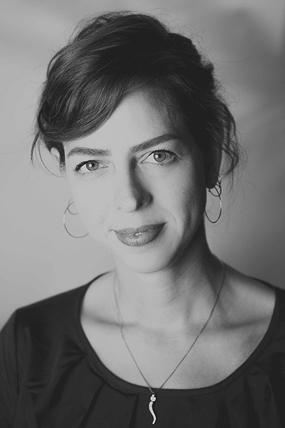 Alyssa Miserendino. Photo: Sequoia Ziff.