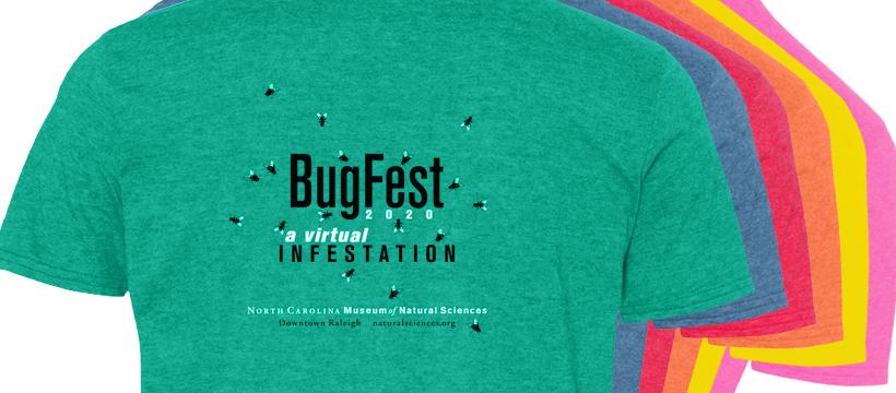BugFest T-shirts