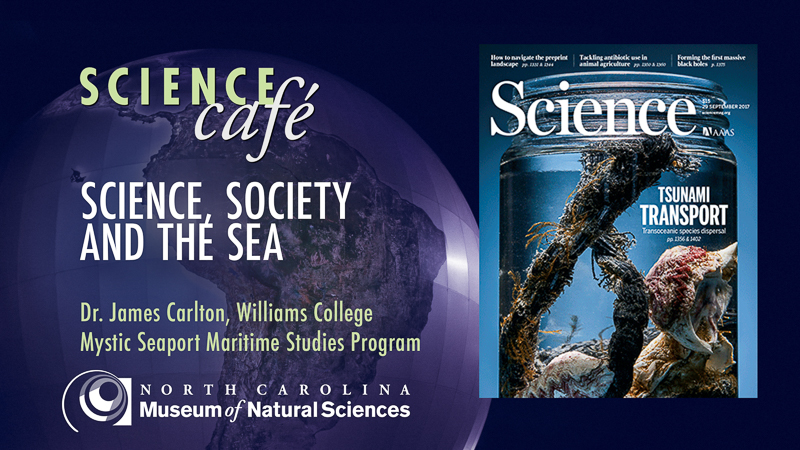 Science, Society and the Sea