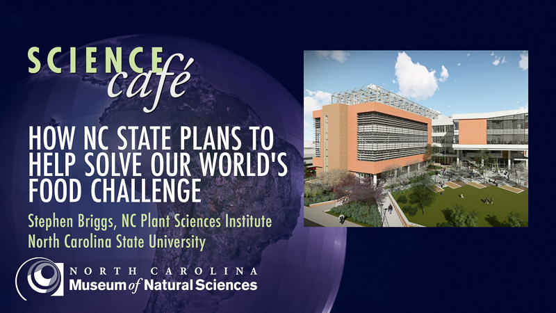 How NCSU Plans to Help Solve Our World's Food Challenge