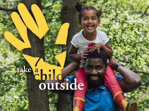 Museum Celebrates 'Take A Child Outside Week' Sept. 24-30