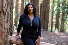 Outdoor Afro Founder and CEO Rue Mapp. Photo: Bethanie Hines.