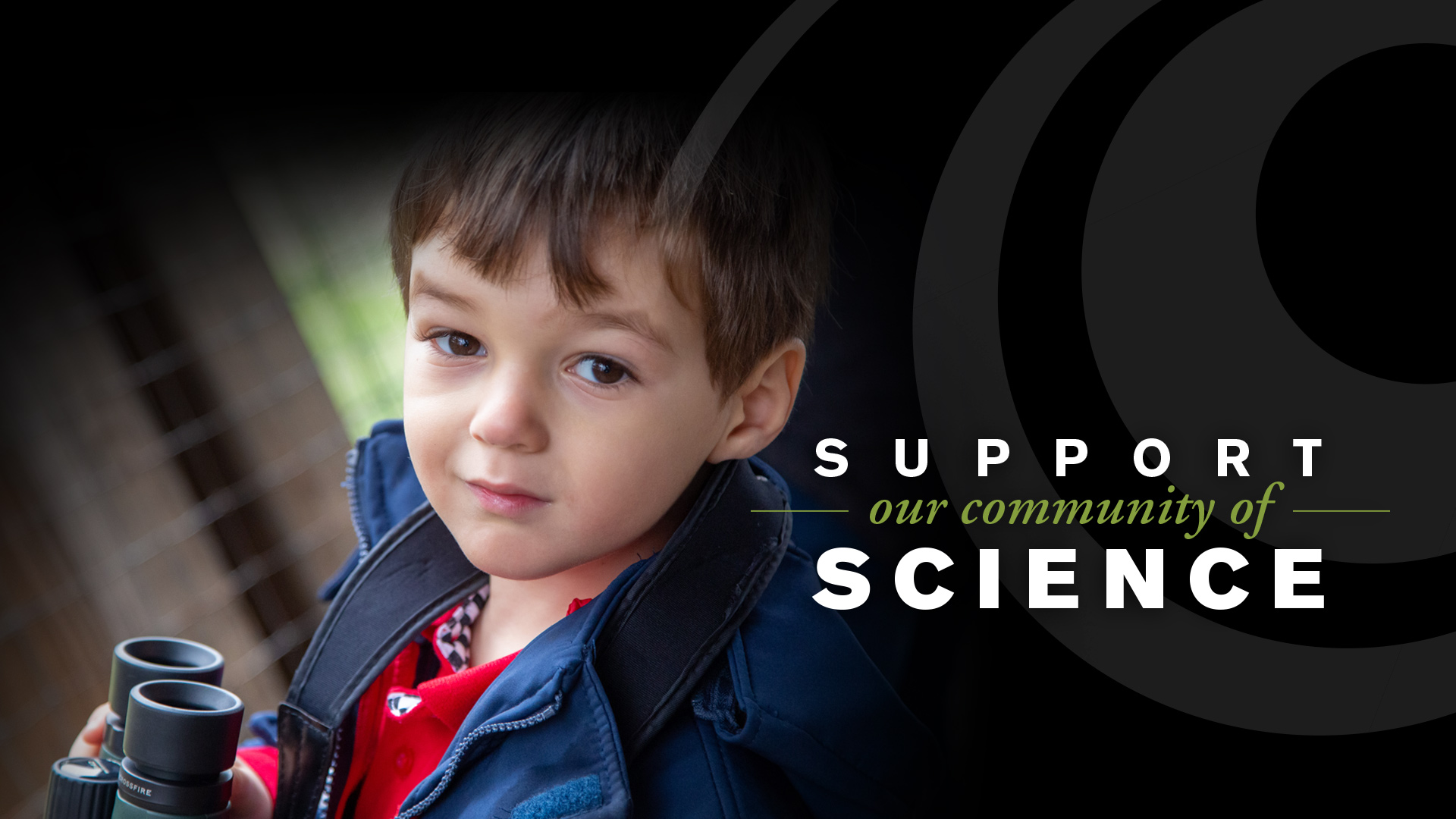 Support our community of Science
