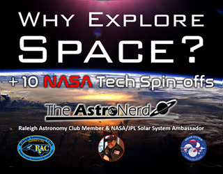 Why explore space? 10 NASA Tech Spinoffs.