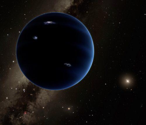 Planet X art