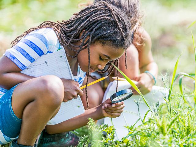 Girls in Science Summer Ed-Venture